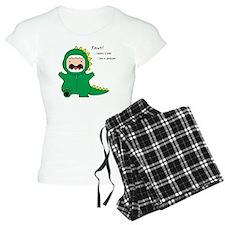Rawr! Pajamas
