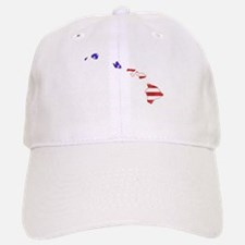 Hawaii Flag Baseball Baseball Cap