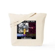 Ars Divina Data Cascade Artwork Tote Bag