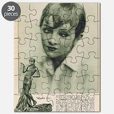 Myrna Loy 1925 Puzzle