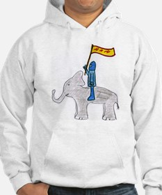The Blue Knight Hoodie