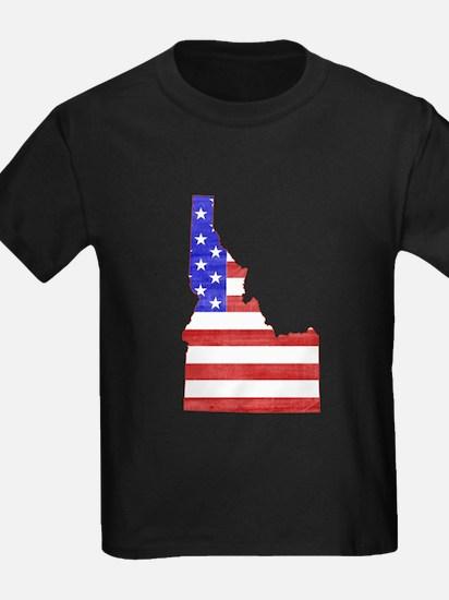 Idaho Flag T