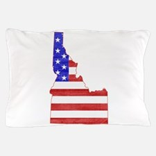 Idaho Flag Pillow Case