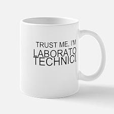Trust Me, Im A Laboratory Technician Mugs