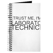 Trust Me, Im A Laboratory Technician Journal