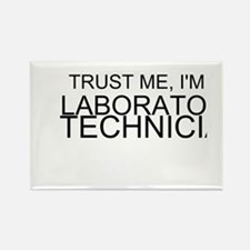Trust Me, Im A Laboratory Technician Magnets