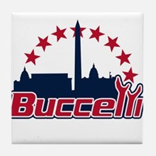 Buccelli Justice for All Tile Coaster