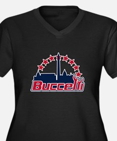 Buccelli Justice for All Plus Size T-Shirt