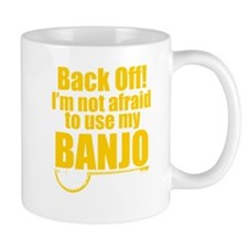 Funny Banjo Mugs
