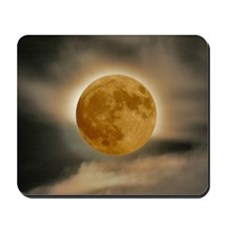 MOON shirt Mousepad