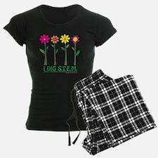 Flower Design STEM Pajamas