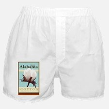 Travel Alabama Boxer Shorts