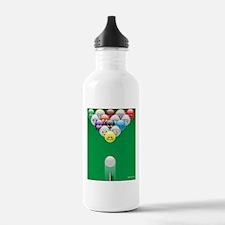 small BIG BREAK poster Water Bottle