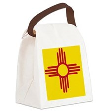 nm-flag Canvas Lunch Bag