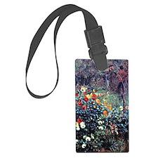 Renoir: Garden in the Rue Cortot Luggage Tag