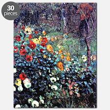 Renoir: Garden in the Rue Cortot Puzzle
