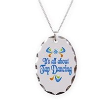 About Tap Dancing Necklace