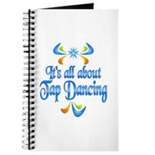 About Tap Dancing Journal