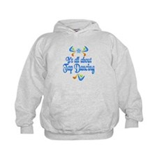 About Tap Dancing Hoodie