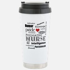 Psychiatric Nurse Pride/Attributes+Red Heart Trave