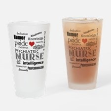 Psychiatric Nurse Pride/Attributes+Red Heart Drink