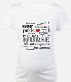 Psychiatric Nurse Pride/Attributes+Red Heart Mater