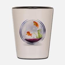 fish-600-01 Shot Glass