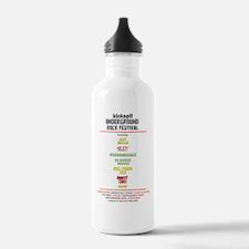 Kickspit back2 Water Bottle