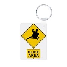 slide area 2 Keychains