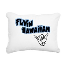 flyin2 Rectangular Canvas Pillow