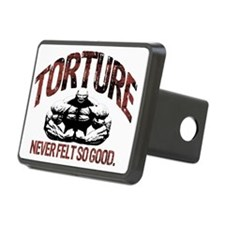 torture bodybuilding Hitch Cover