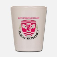 DUI-864TH ENG. BN WITH TEXT Shot Glass