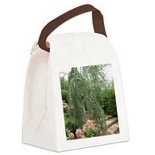 willow_rose Canvas Lunch Bag