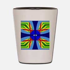 crosstt Shot Glass