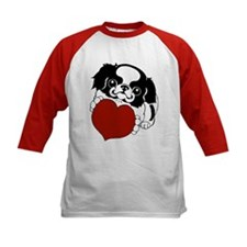 Japanese Chin Heart Tee