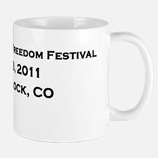 RMFF Text Black (updated) Mug