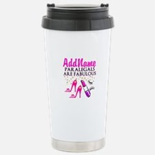 PARALEGAL DIVA Travel Mug
