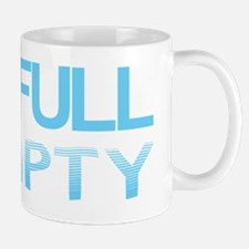 Live empty2_Lt blue Mug