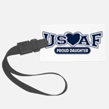 Air Force Daughter Luggage Tag