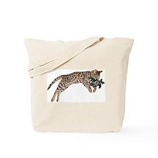 Cat Leap - Tote Bag