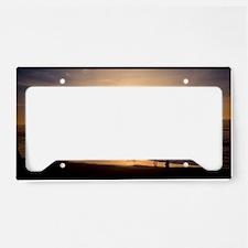 Sutro Baths License Plate Holder
