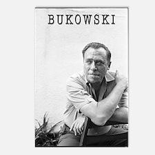 BUKOWSKI BY SAM CHERRY Postcards (Package of 8)