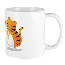 two tigers rose Mug