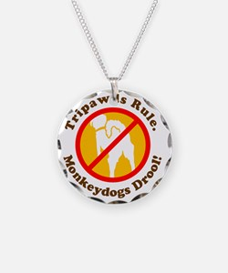 AMBF Tripawds Rule Necklace