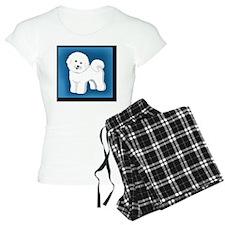 Smiling Bichon Pajamas