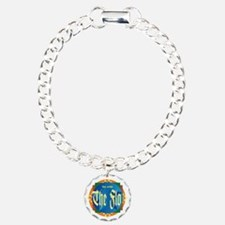 Go with The Flo Charm Bracelet, One Charm