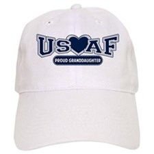 Air Force Granddaughter Baseball Cap