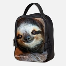 Neoprene Lunch Bag With Buttercup The Sloth