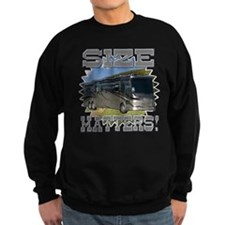 Size Matters Class A Motorhome Sweatshirt