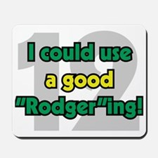 Rodgering Mousepad